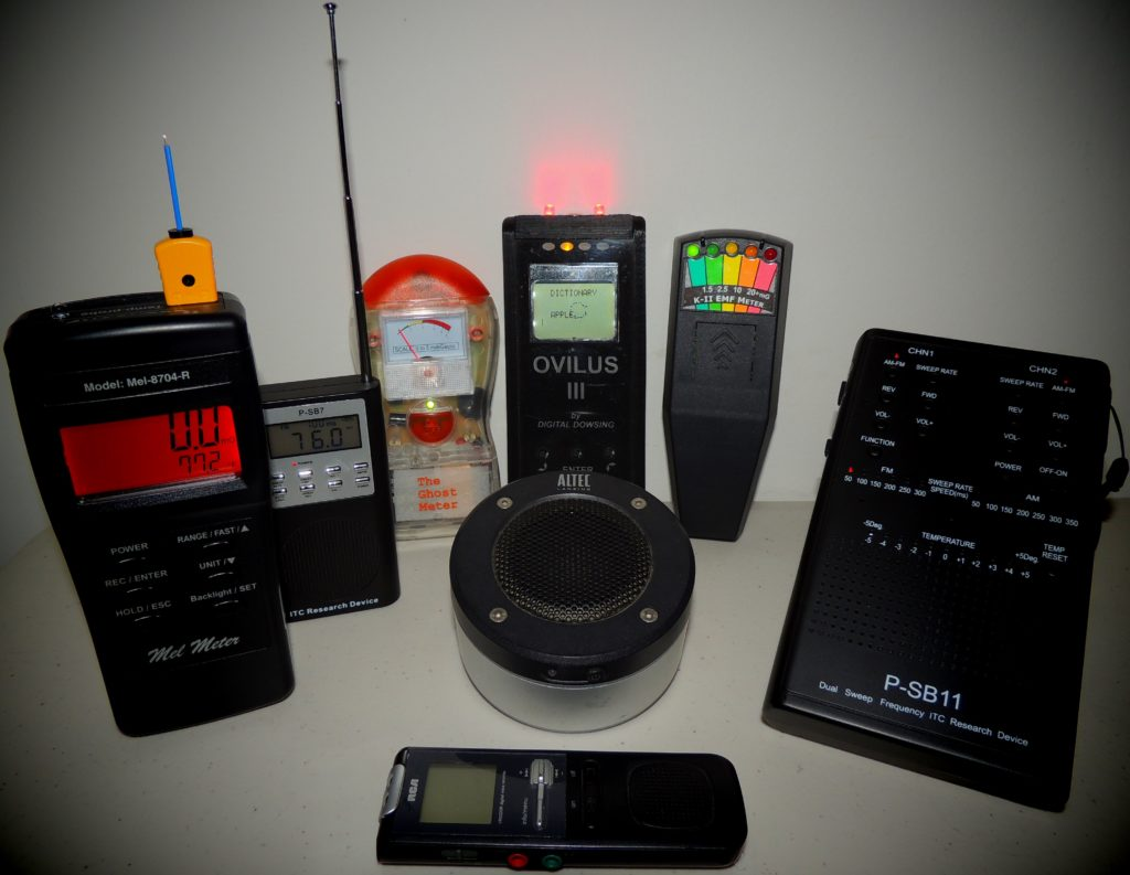 What Devices To Bring - Ghost Hunting Devices